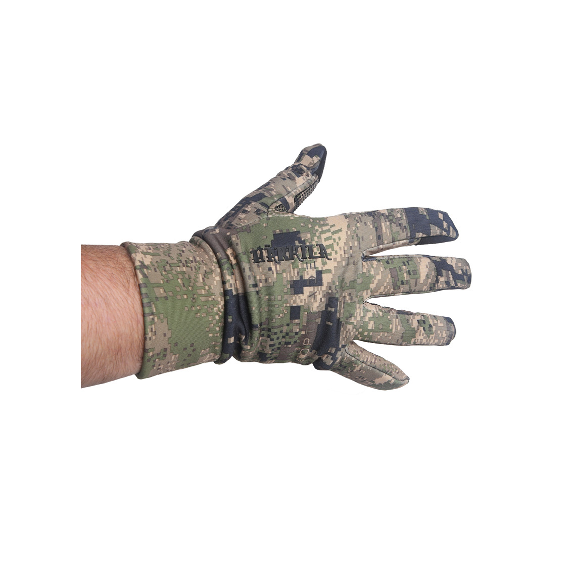 Перчатки Crome Fleece Gloves Harkila